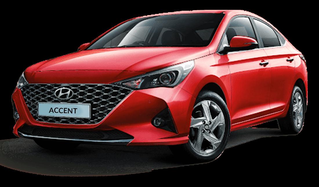 Hyundai Accent NEW 2021