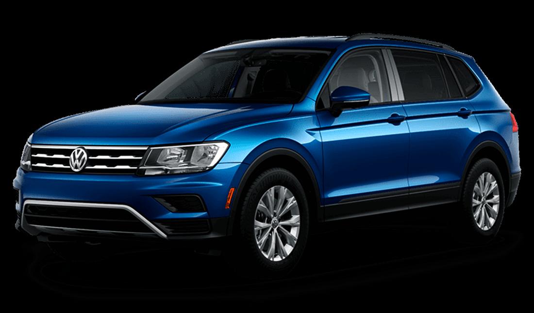 VW Tiguan 2020 NEW